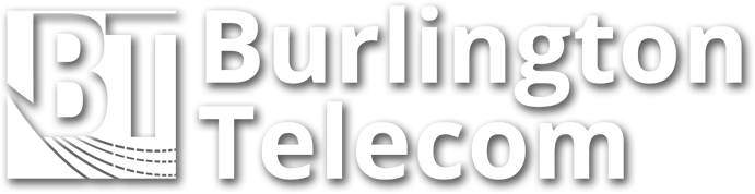 Burlington Telecom Logo, from https://www.burlingtontelecom.com
