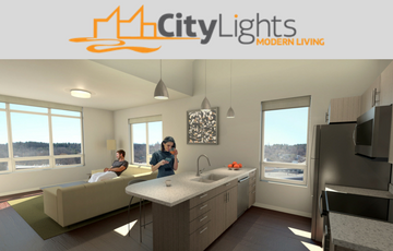 When They Set Out To Design City Lights Downtown Winooski S Newest Apartment Building